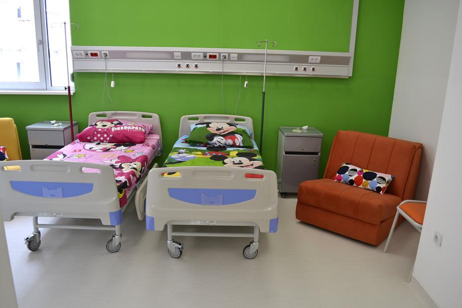 NURDOR, Dečija hemato onkološka bolnica u Nišu