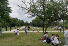 """Počela akcija """"Stop! Svi na sport!"""" u Nišu; Foto: Naissus Info"""