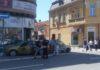 Sudarila se dva automobila, povređen pešak; Foto: Naissus Info