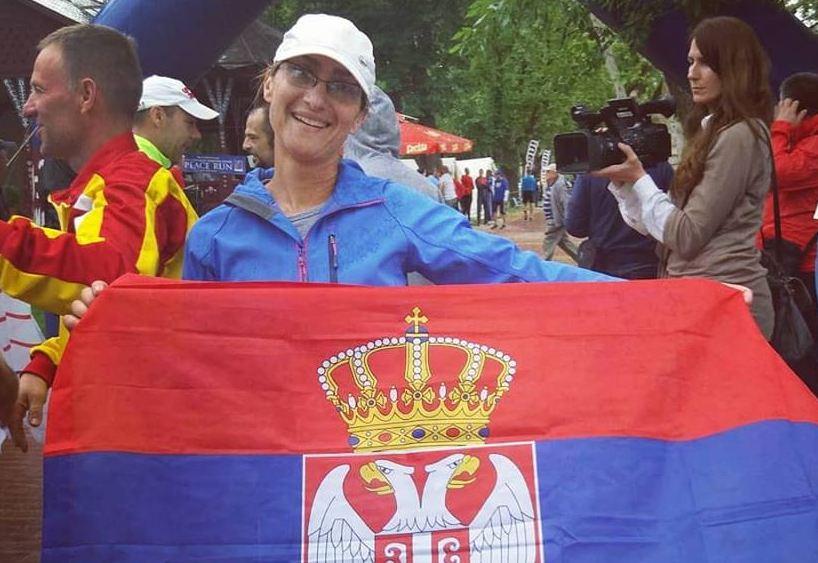 Nišlijka obezbedila učešće na Svetskom prvenstvu u ultramaratonu
