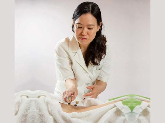 Akupunktura, terapija; Foto: Balansmedika