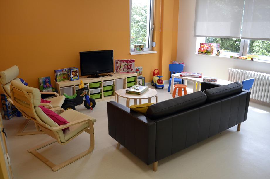 NURDOR, Dečija hemato onkološka bolnica u Nišu, Foto: KC Niš