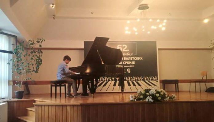 Niški učenici najbolji na 62. Festivalu muzičkih i baletskih škola Srbije