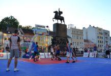 3x3 košarkaški turnir u centru Niša: Nagradni fond 1.000 evra