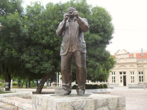 spomenik šaban bajramović