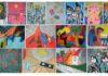 Donatorska izložba slika učenika za opremanje školskog likovnog kabineta u Nišu