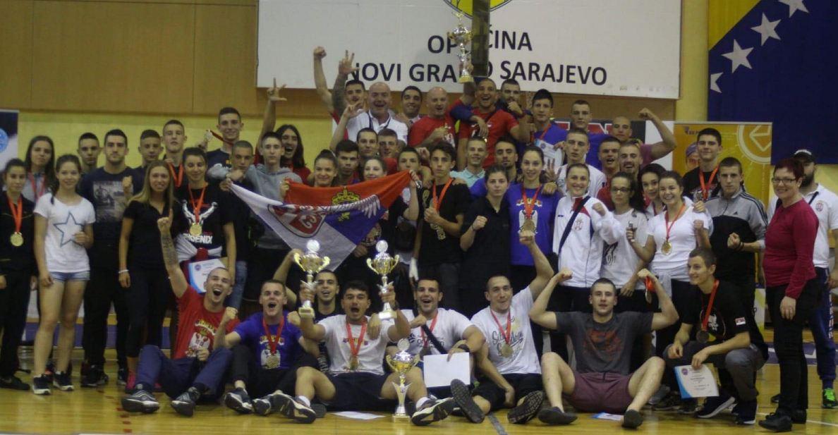 """Šampioni Balkana iz KBK """"Niš"""""""