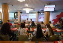 Besplatne radionice za mlade u Nišu; Foto: Coca Cola HBC Srbija