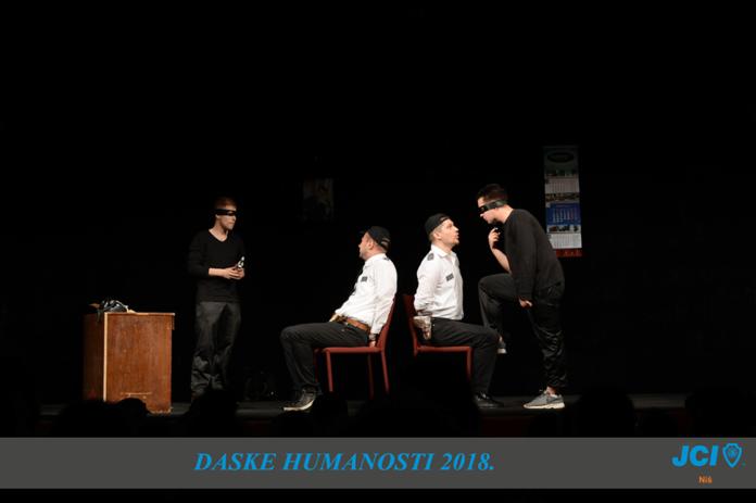 Predstava za Nišlije u okviru humanitarne akcije