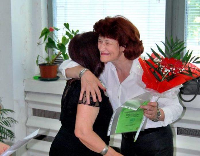 Niška esperantistkinja nagrađena je za originalnu pesmu pisanu na esperantu na 29. Međunarodnom konkursu EKRA 2018