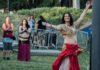 Promocija Festivala orijentlanog plesa u Čairu; Foto: Ivan Dinić
