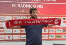 Lalatović predstavljen na Čairu; Foto: FK Radnički