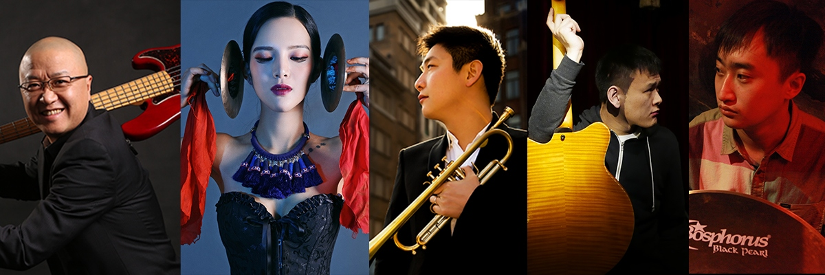 Li Xiaochuqan Quintet; Foto: Nišvile