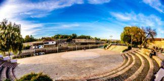 Amfiteatar na keju, Niš; Foto: Luka Radulović