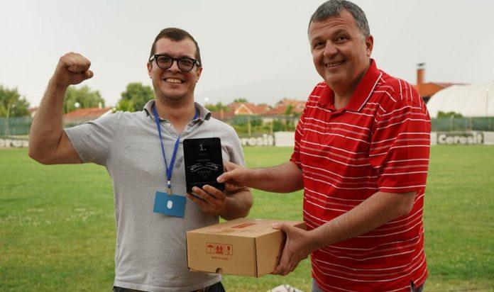 Prvi Medijana festival dronova, pobednik Chachaman iz Beograda; Foto: GO Medijana