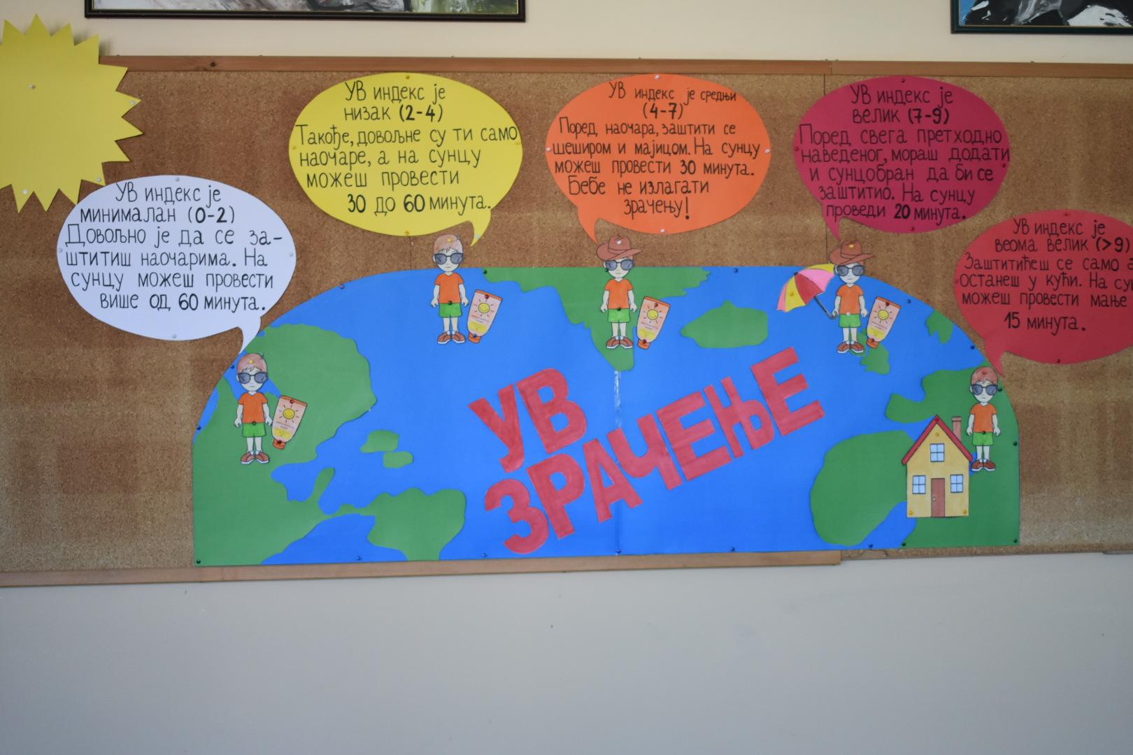 """Kampanja """"Zaštita za sve""""; Foto: Ministarstvo prosvete"""