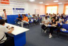 Po završetku obuke 25 Nišlija dobijao posao u fabrici LEONI; Foto: GO Palilula, D.Vidojković EKOpolis