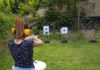 KZM Shooting challenge; Foto: Kancelarija za mlade NB