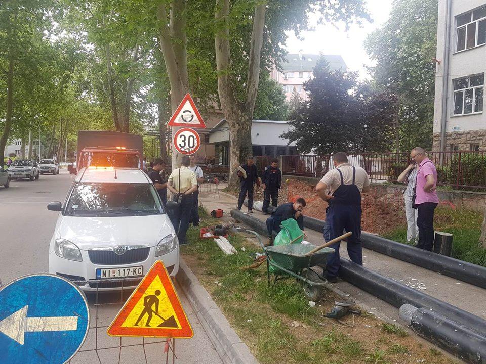 Remont sistema i radovi na pripremi za narednu sezonu; Foto: Gradska toplana Niš