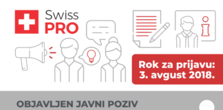 Vlada Švajcarske podržava socijalno inovativne projekte