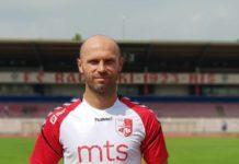 Saša Stojanović; Foto: FK Radnički