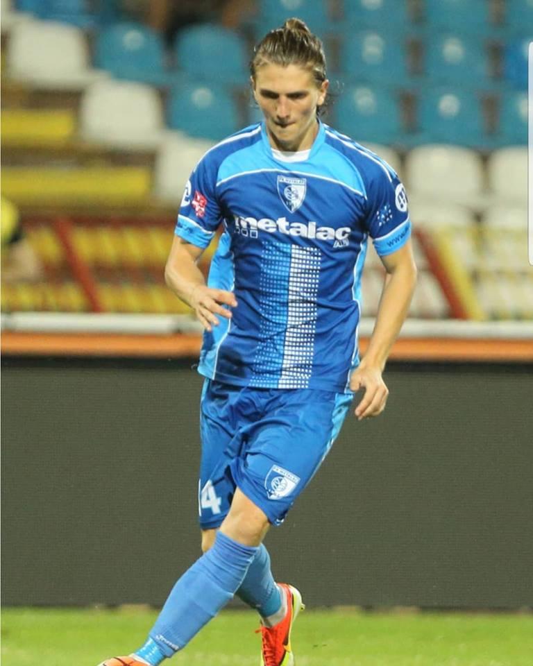 Taras Bondarenko; Foto: FK Radnički
