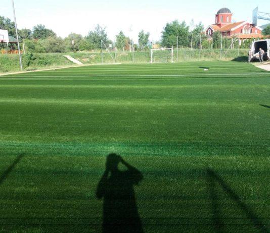 Teren za mali fudbal u Brzom Brodu; Foto: Organizacija uređenje Brzog Broda