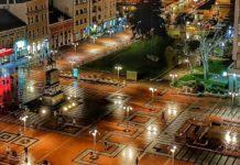 Trg kralja Milana u Nišu; Foto: Vlada Rajski
