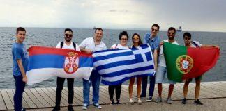 Talenti dramske sekcije Saveza studenata Filozofskog fakulteta Niš