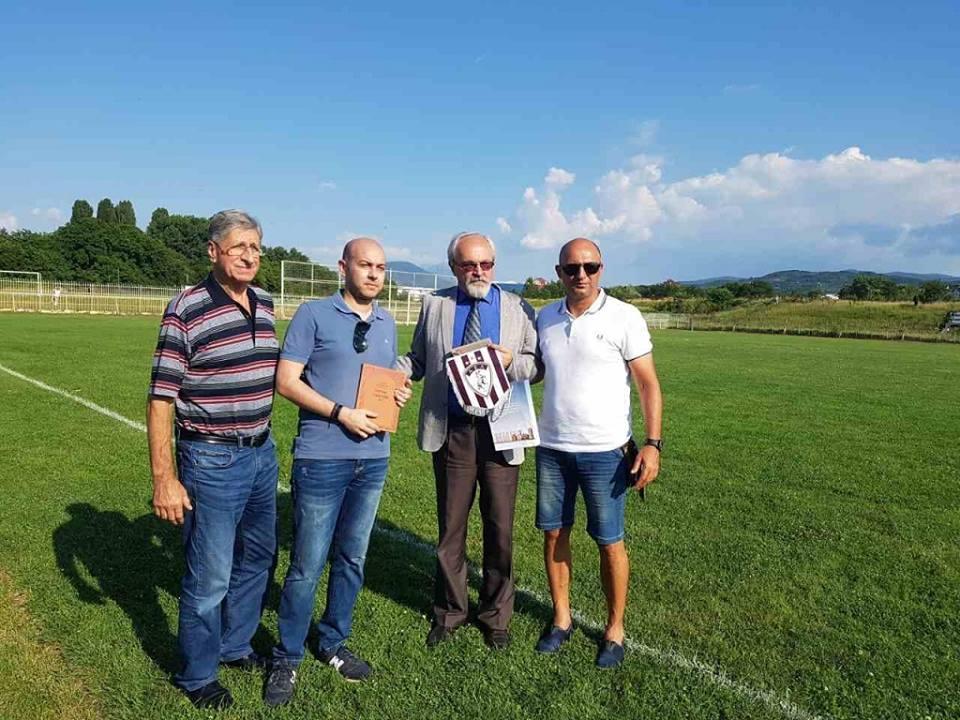 Prijateljske utakmice fudbalskog podmlatka; Foto: GO Pantelej