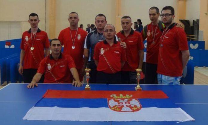 Varna 2018; Nemanja Birmancevic, Milan Antic, Bojan Jovanovic, Dragan Baćanović Šike, Dario Stosic, Dragan Vujisic и Nikola Zmaj Jovanovic