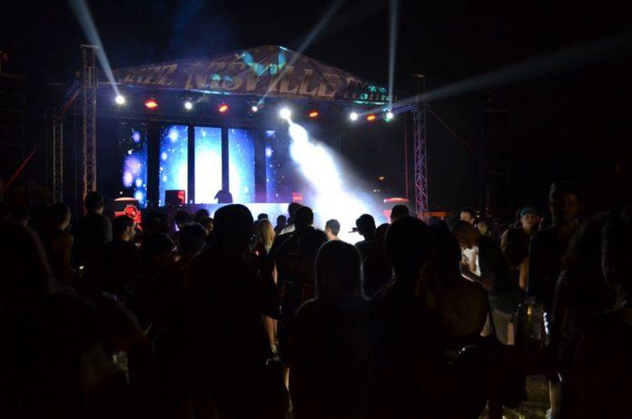 Konkurs za izradu idejnog rešenja za plakat Midnight Jazzdance Stage-a; Foto: Nišville