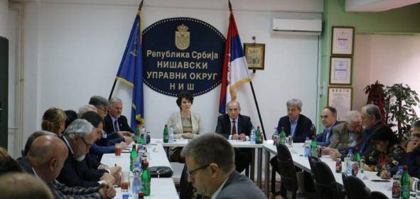 Poseta ministra Milana Krkobabića Nišavskom upravnom okrugu