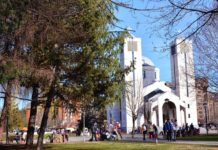 "Park ""Sveti Sava"" u Nišu; Foto: Stevan Stojković"