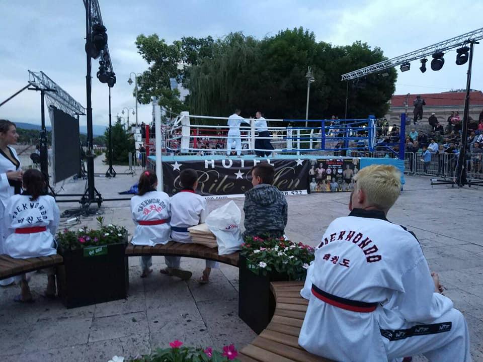 Posle borilačkih sportova na Amfiteatru program u Parku Sveti Sava; Foto: GO Medijana