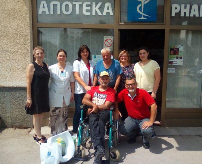 Od čepova sakupljenih u apotekama kupljena još jedna invalidska kolica