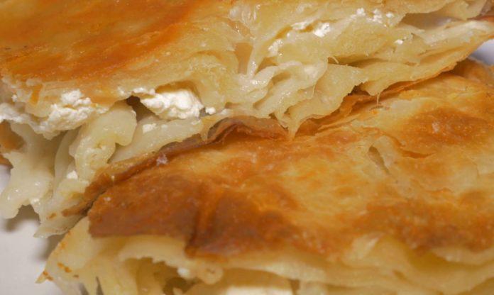 Burek sa sirom, niški brend
