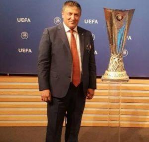 Ivica Tončev; Foto: FK Radnički