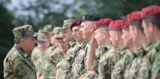Načelnik Generalštaba Vojske Srbije general Ljubiša Diković obišao je deo jedinica Kopnene vojske i Ratnog vazduhoplovstva i PVO u garnizonu Niš; Foto: Jovo Mamula MC Odbrana