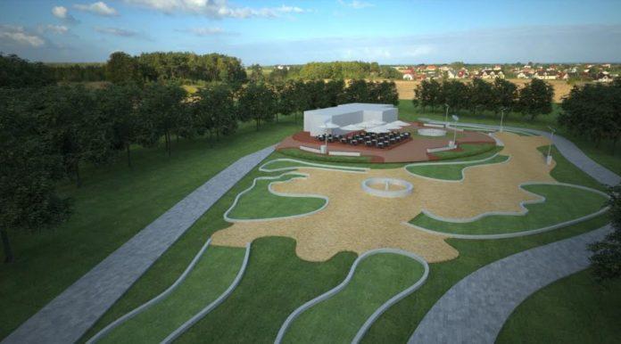 Idejno rešenje parka