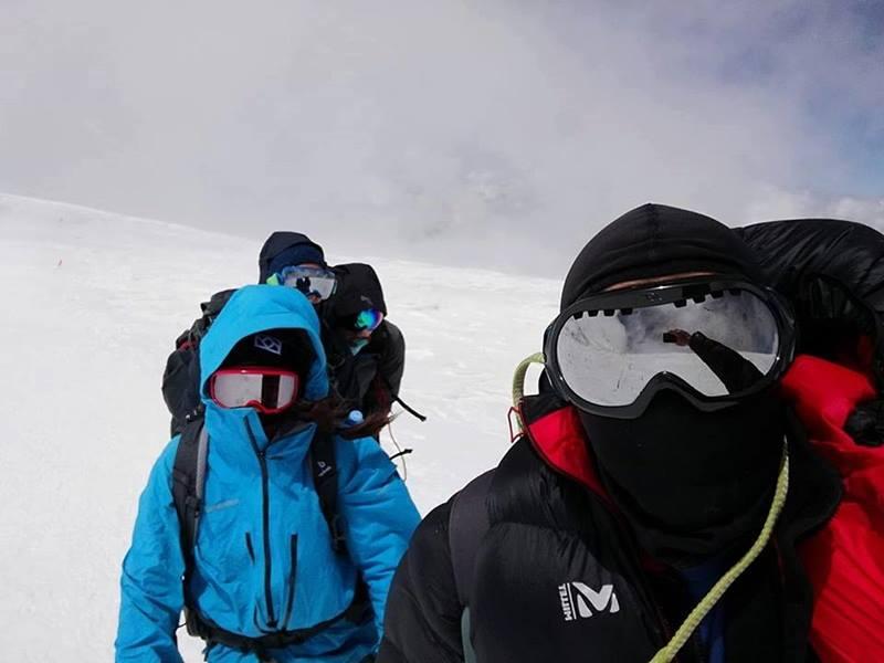 "Izlazak na Elbrus; Foto: PD ""Preslap"""