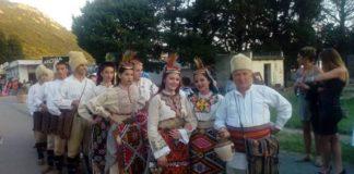 KUD Kovilje iz Vukmanova na Folk Festu u Crnoj Gori; Foto: NKC