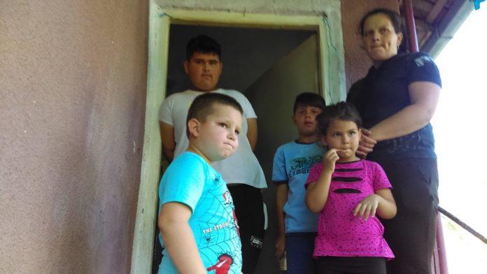 Porodica Stojanović u Jelašnici; Foto: Marko Smiljković