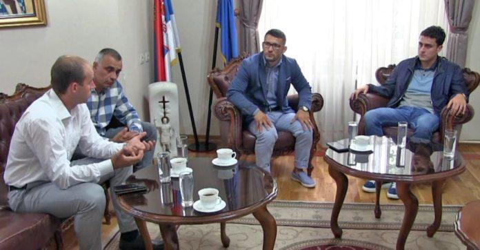 Predstavnici Sporstkog saveza Srbije u poseti Nišu; Foto: SSS