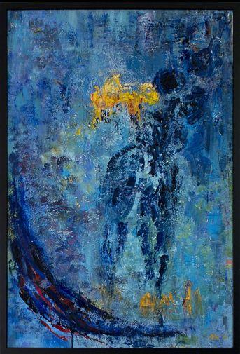 Plava nimfa, Milica Kostić