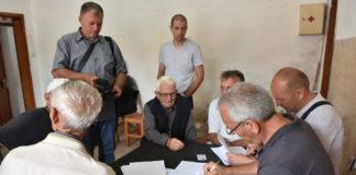 Počelo rešavanje dugogodišnjih problema sa vodosnabdevanjem u Sečanici; Foto: Grad Niš