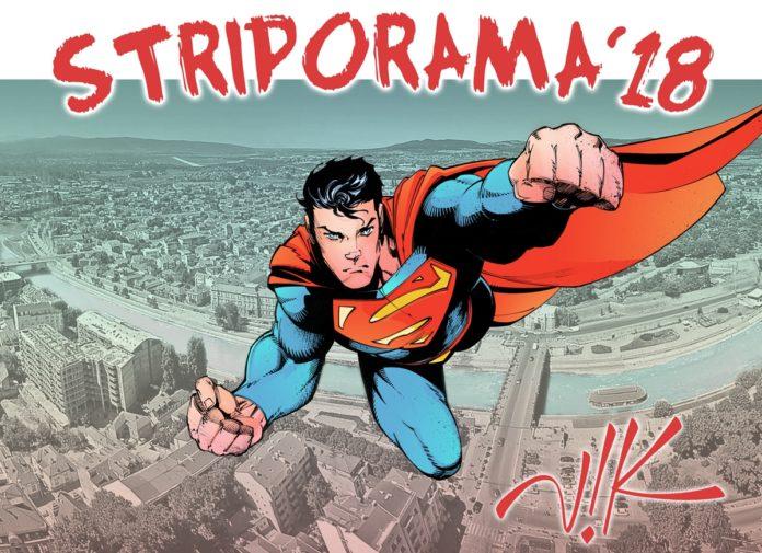 Supermen, autor Viktor Bogdanović; Foto: Nišville