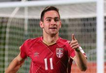 Humani fudbaler Andrija Živković; Foto: reprezentacija.rs; fifa.com