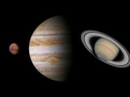 Posmatranje Jupitera i Saturna iz Niša