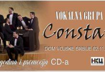 Foto: FB Vokalna grupa Constantine